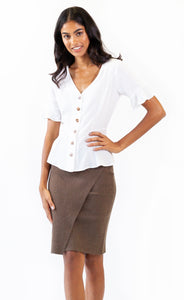French Gal Top | Pink Martini
