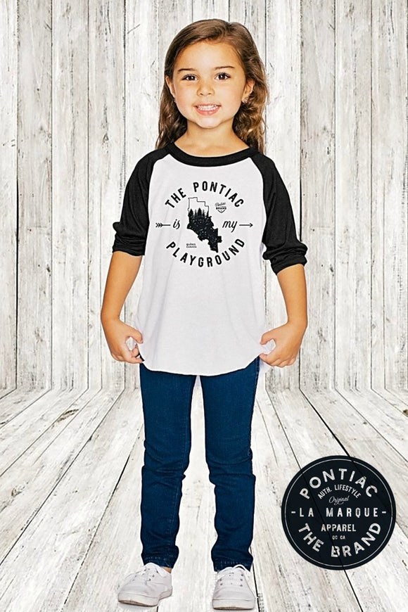 Youth Baseball Tee | Pontiac The Brand