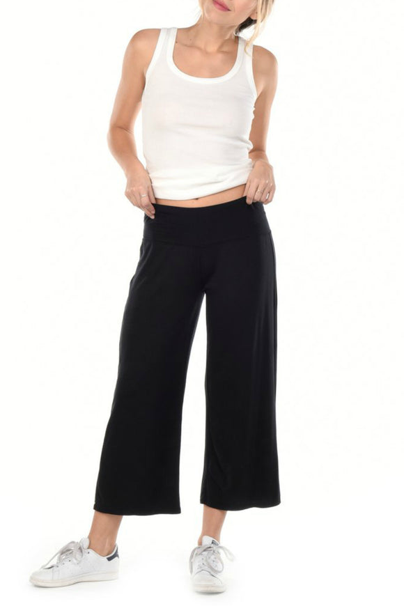 Amber Crop Pant | Paper Label