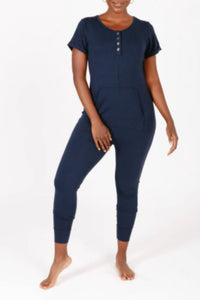 Anyday Romper in Navy | Smash + Tess