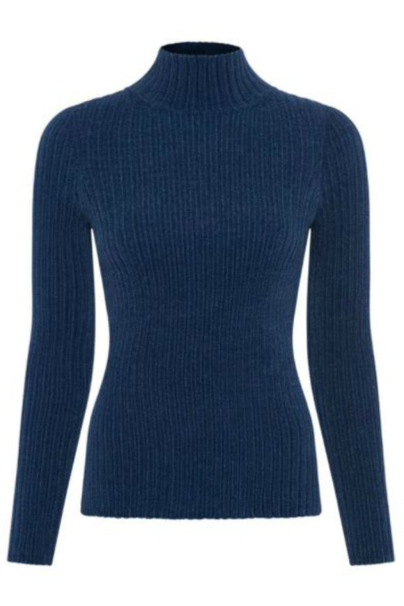 Bethan Knit High Neck Sweater | Great Plains