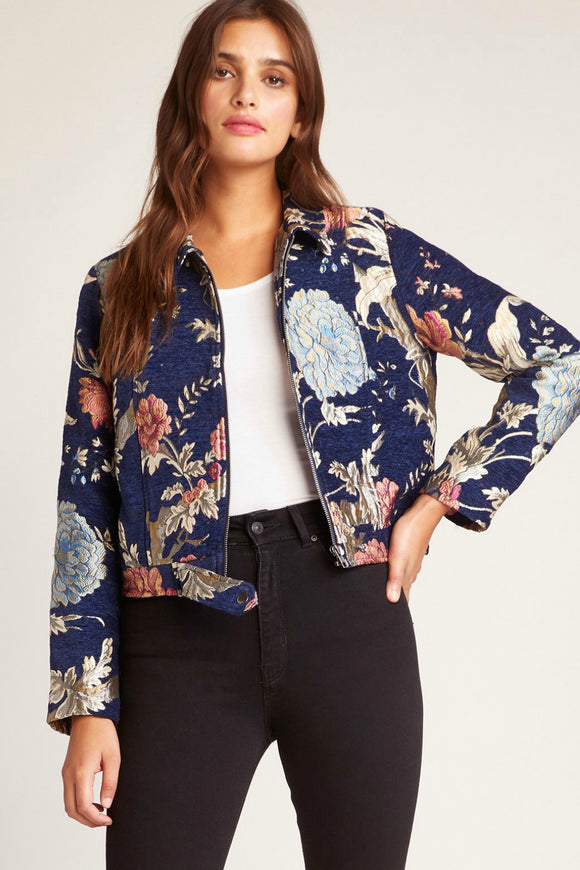 Brocade Betty Floral Jacket | Jack By BB Dakota