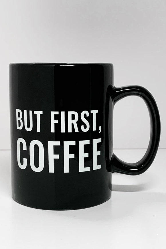 But First Coffee Mug | State of Grace