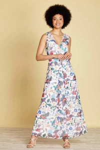 Cabinet of Curiosity Maxi Dress | Yumi
