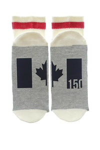 Black Canada Flag Socks | Sock Dirty To Me