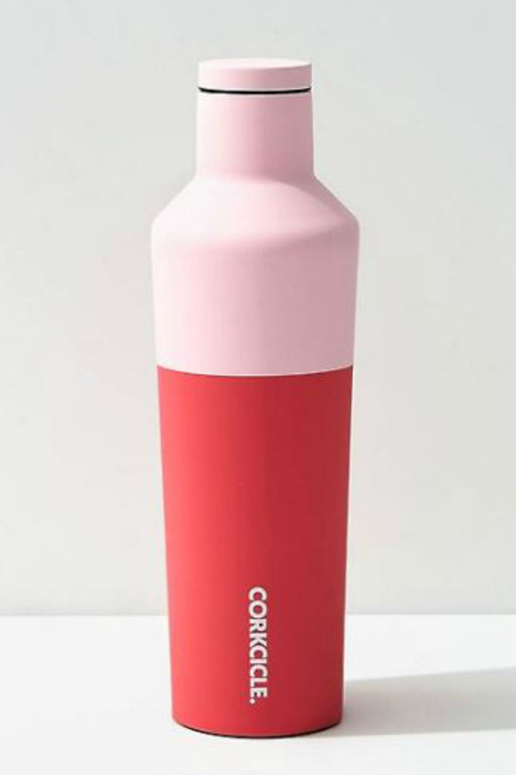 Canteen 16oz - Color Block Shortcake | Corkcicle
