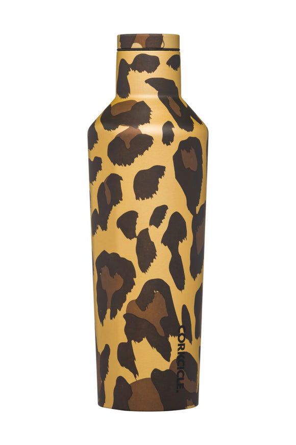 Canteen 16oz Luxe Leopard | Corkcicle