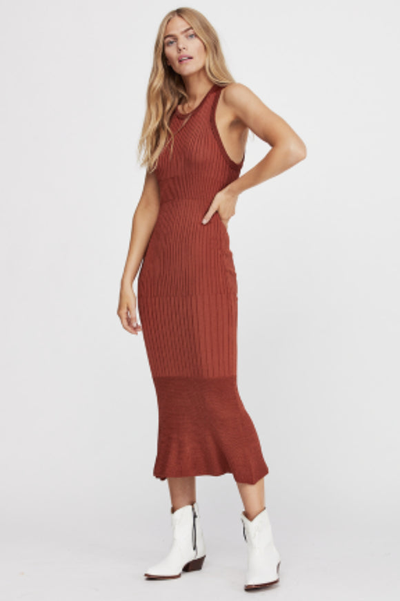 Free People Come My Way Midi Dress | Free People