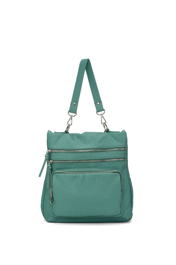 aqua colab backpack. Purse