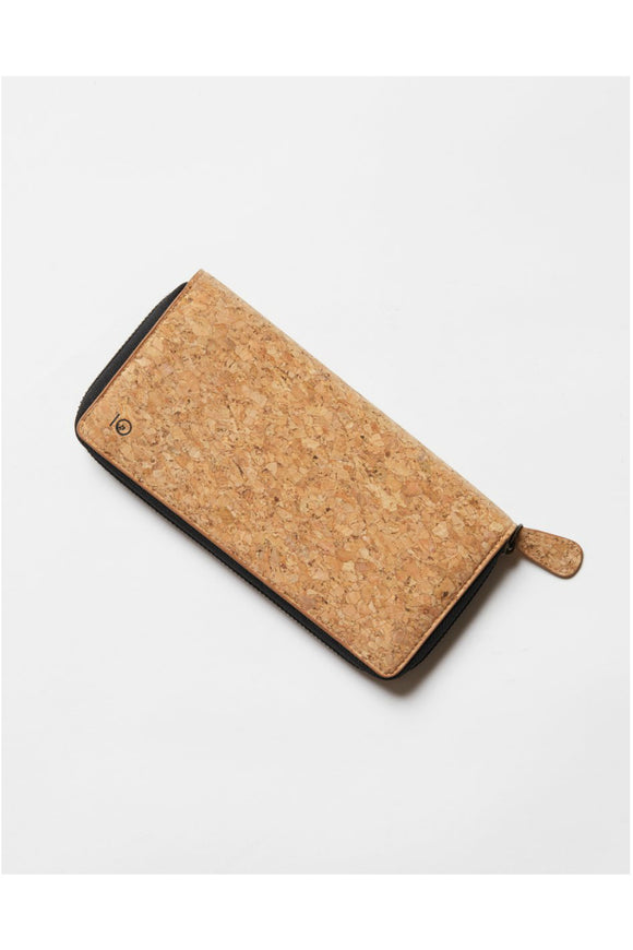 Cork Zipper Wallet | Tentree