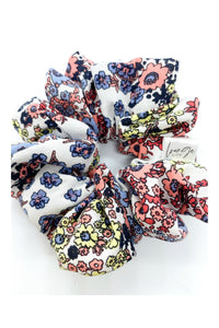 locally/handmade scrunchie