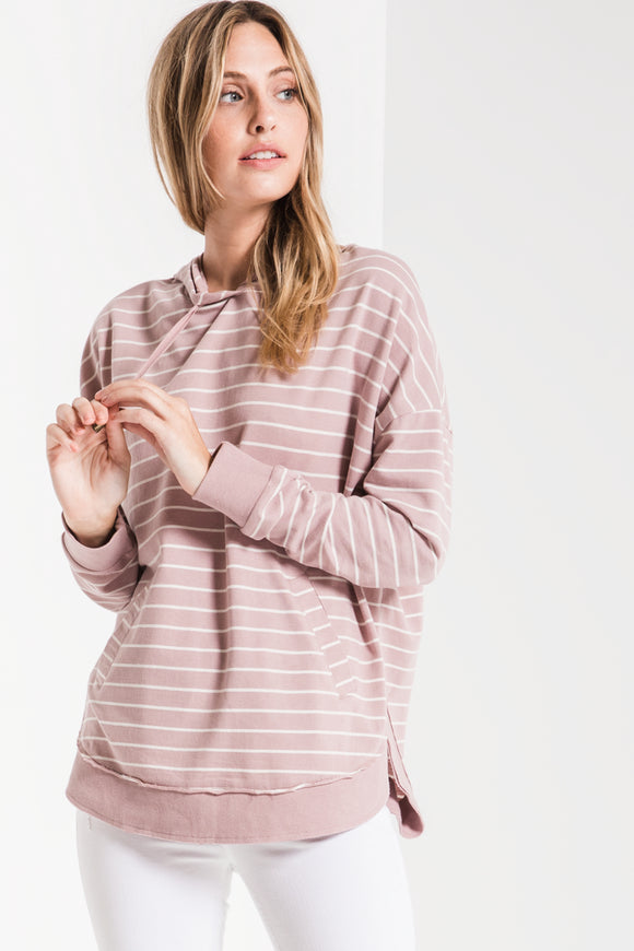 The Striped Dakota Pullover | Z Supply