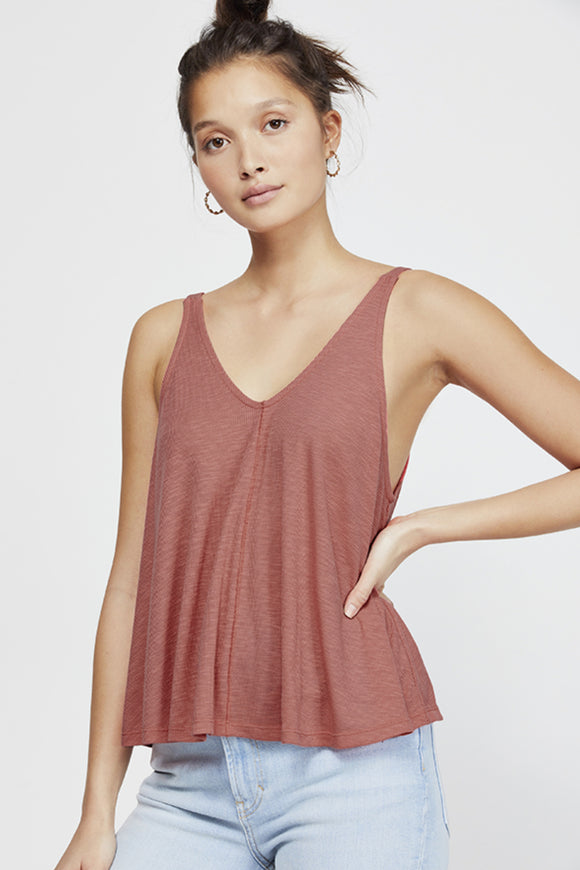 free people flowy tank top