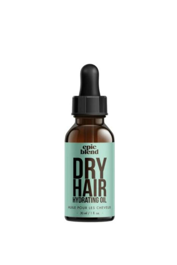Dry Hair Hydrating Oil