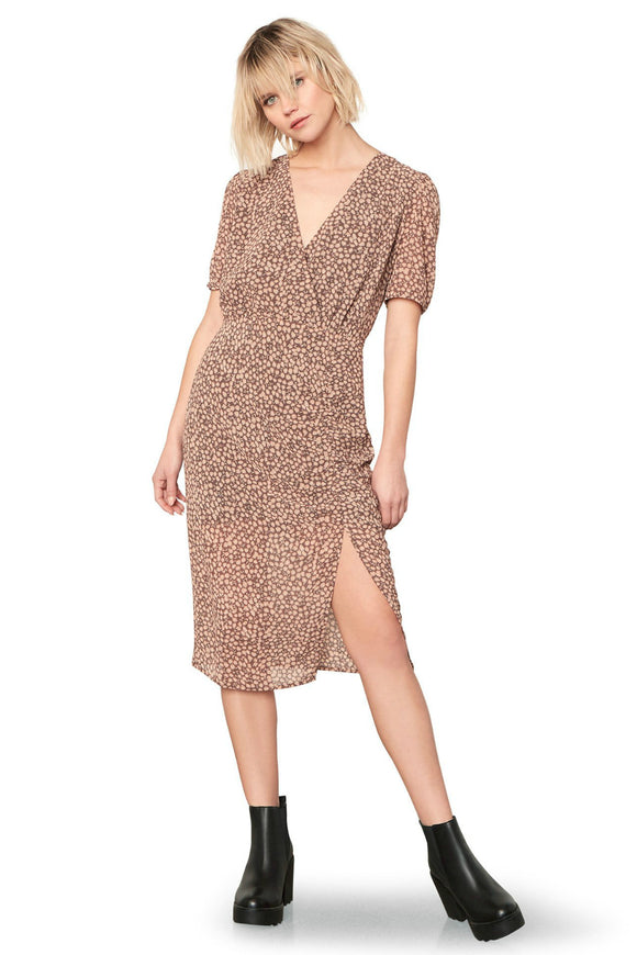 Dusky business midi dress by bb dakota