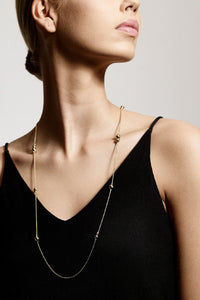 Earth Necklace - Gold | Pilgrim