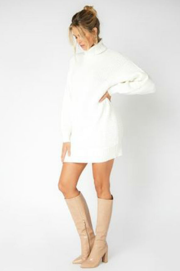 Echoes Knit Dress | Minkpink