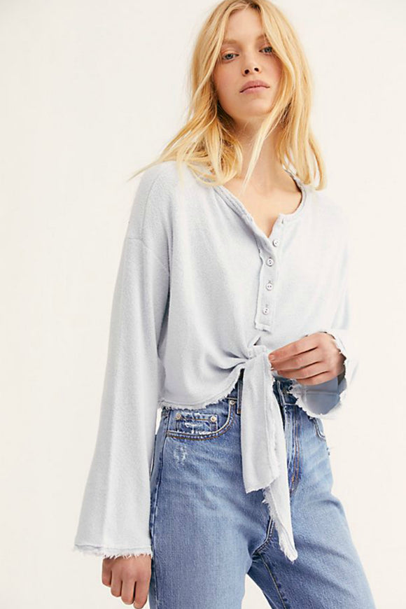 Emma's Henley Top | Free People