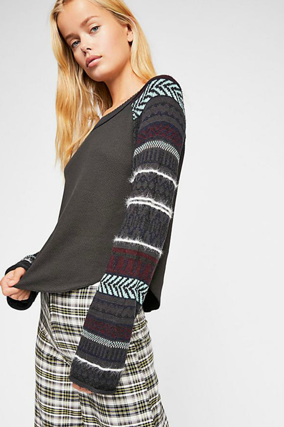 Fairground Thermal Top | Free People