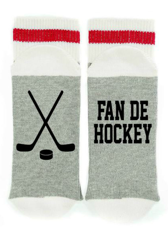 Fan de Hockey - (Bâtons de Hockey)