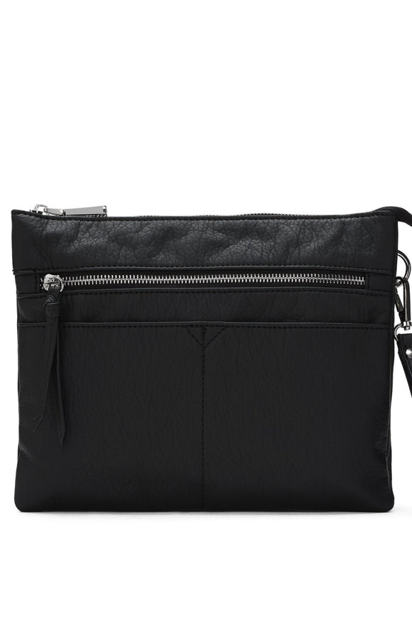Fawn Clutch Crossbody - Black | Colab