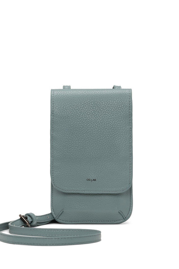 Faye Tech Crossbody - Pool | Colab