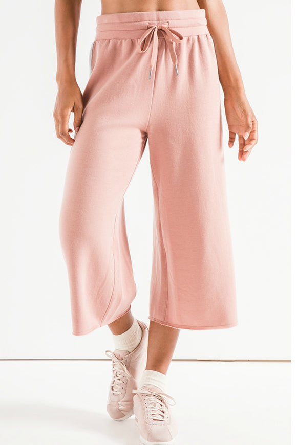 The Feathered Fleece Culottes | Z Supply