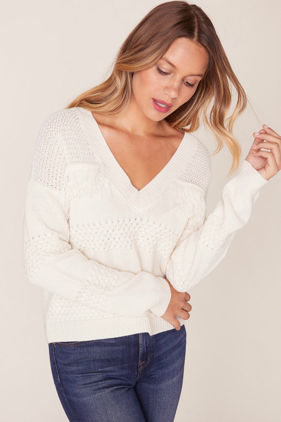 Fringe Kisses Sweater | Jack By BB Dakota