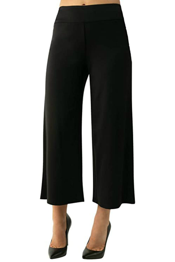black gaucho pants. made in canada
