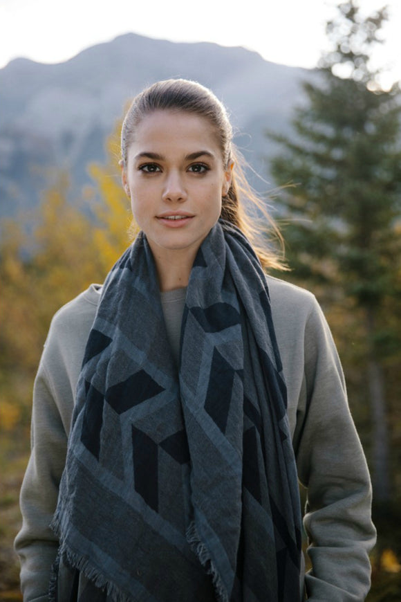 tentree blanket scarf