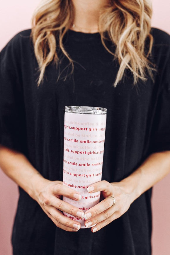 Girls Mantra Tumbler | State of Grace