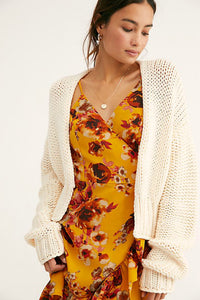 Glow For It Cardi | Free People