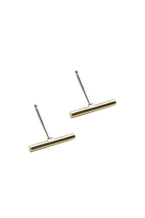 14K Gold-Fill Stick Studs  | Strut Jewelry