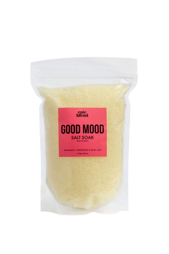Good Mood Salt Soak