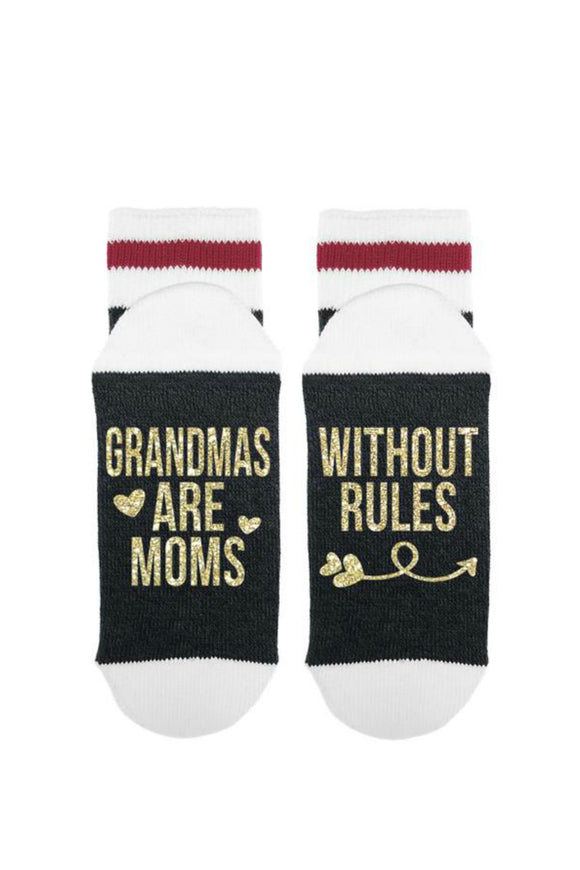 Grandmas Are Moms - Without Rules | Sock Dirty To Me