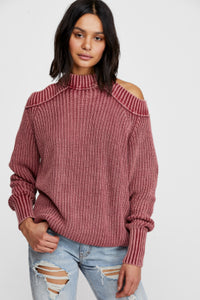 Half Moon Bay Pullover Sweater | Free People
