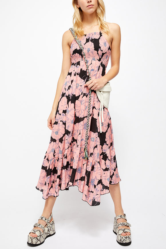 Women's floral maxi. Jolie folie boutique