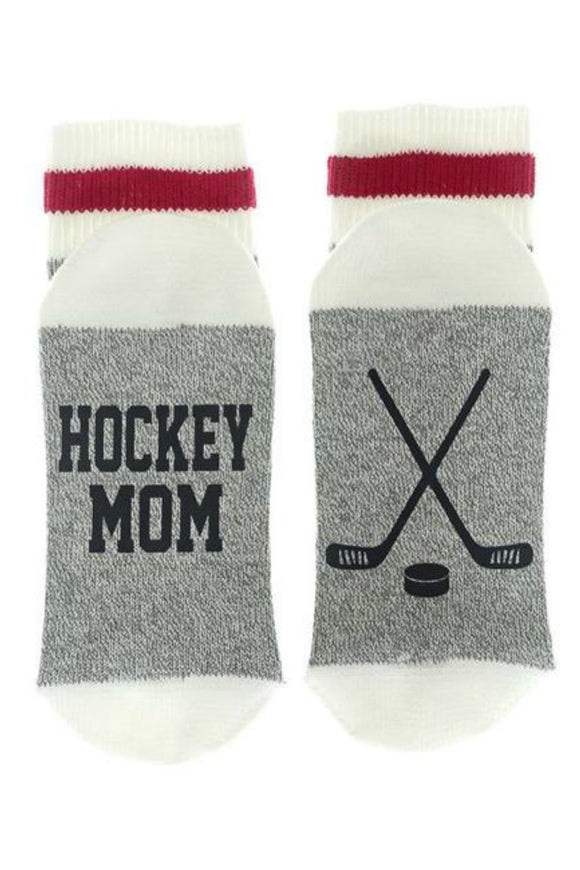Hockey Mom Hockey Sticks