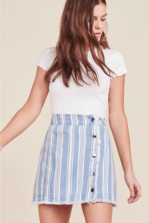 Ivanna Chambray Skirt | Jack By BB Dakota