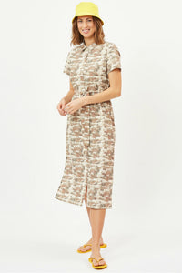 Izma Midi Dress | Minimum