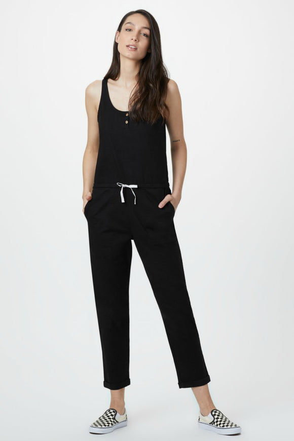 tentree jericho jumpsuit. Jolie folie boutique