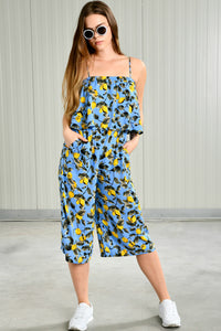 Jumpsuit - Lemon | 24 Colours