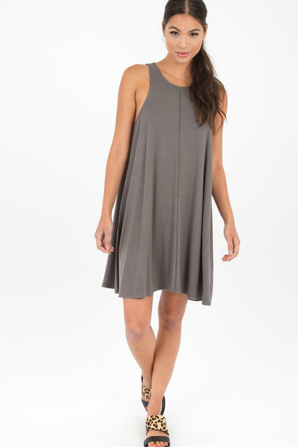Kayla Knit Tank Dress | Others Follow