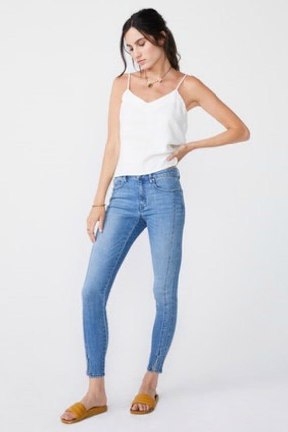womens skinny jeans by unpublished