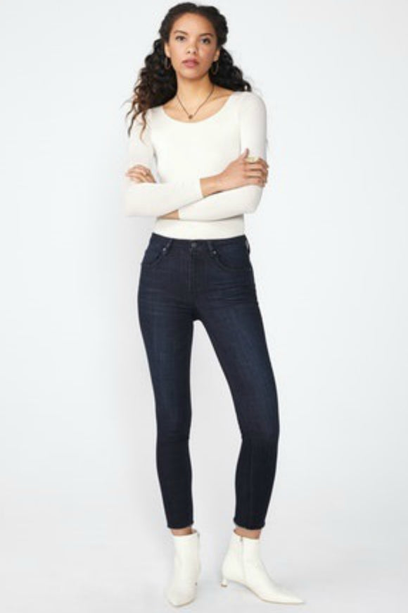 Kora Mid Rise Skinny - Night | Unpublished