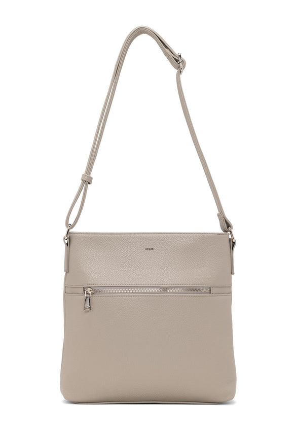 Laura Crossbody - Mouse | Colab