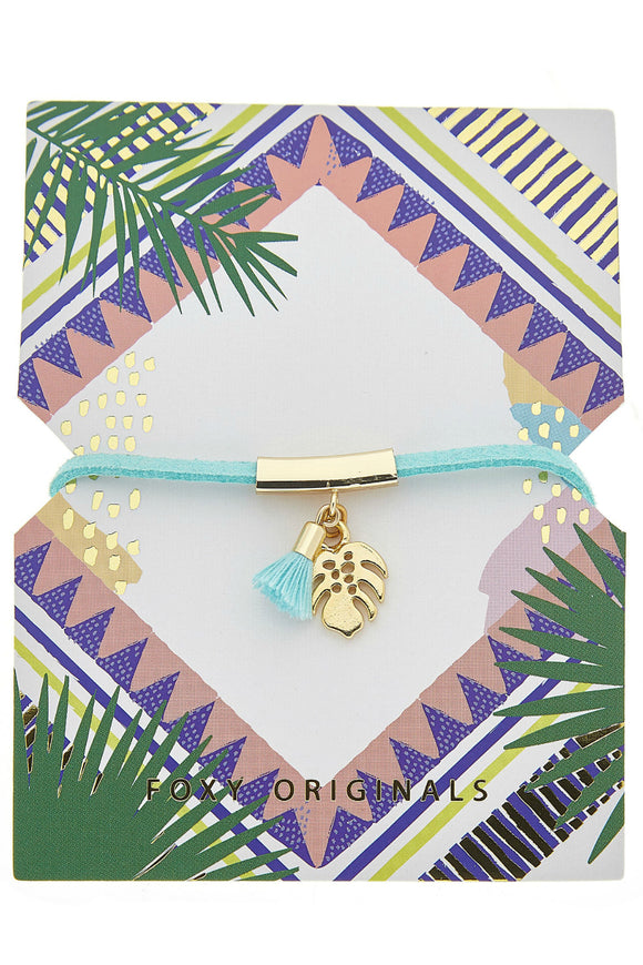 Leaf Bracelet in Gold | Foxy Originals