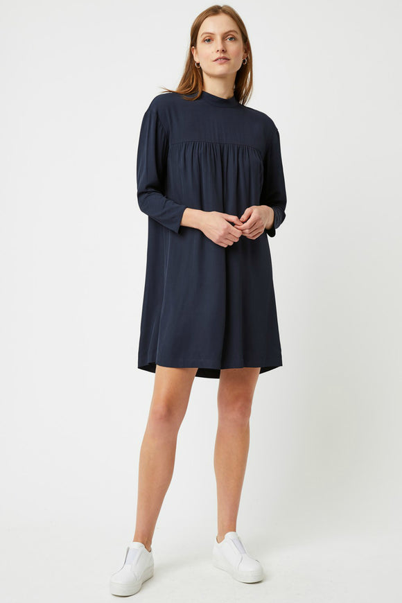 Lennox Long Sleeve Smock Dress | Great Plains