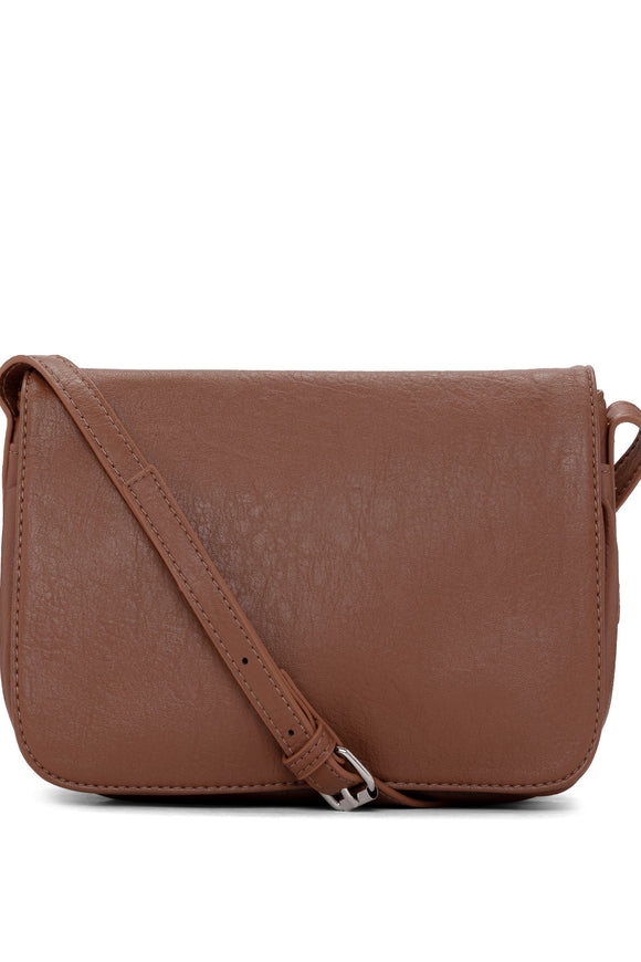 Loft 2.0 Small Crossbody - Coffee | Colab