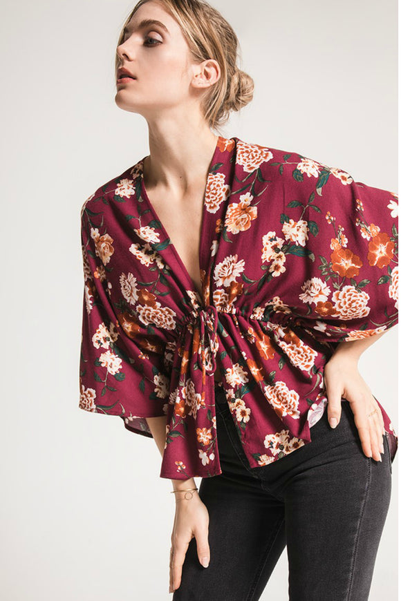 Lola Floral Top | Others Follow